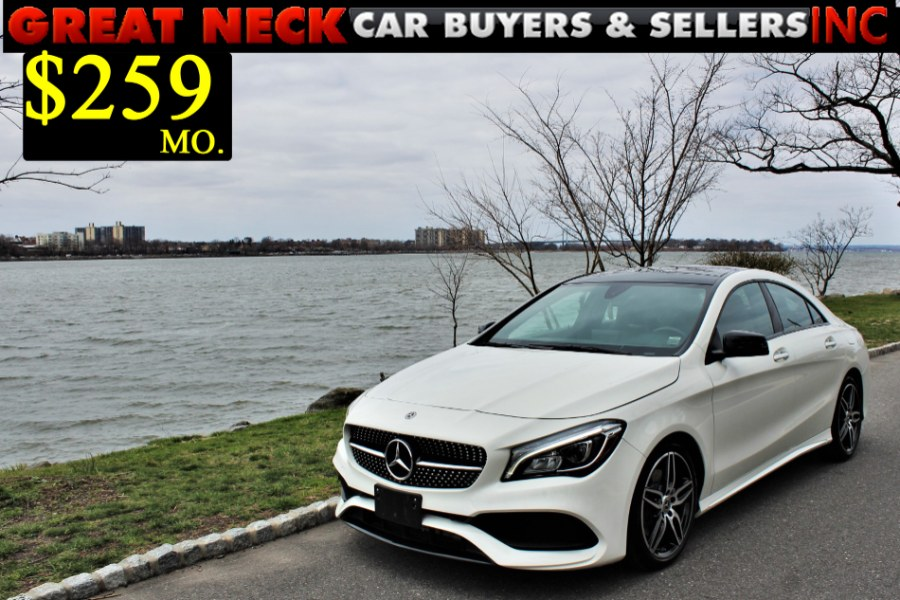 Used 2018 Mercedes-Benz CLA in Great Neck, New York