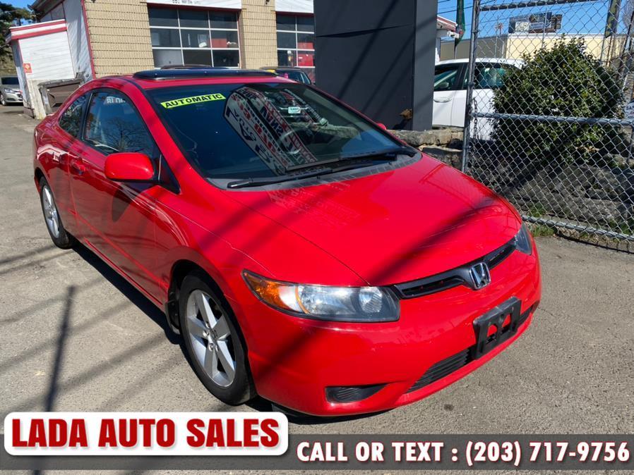 Used 2008 Honda Civic Cpe in Bridgeport, Connecticut | Lada Auto Sales. Bridgeport, Connecticut