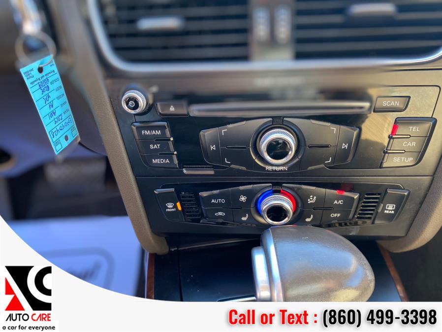 Used Audi A4 4dr Sdn Auto quattro 2.0T Premium 2014 | Auto Care Motors. Vernon , Connecticut