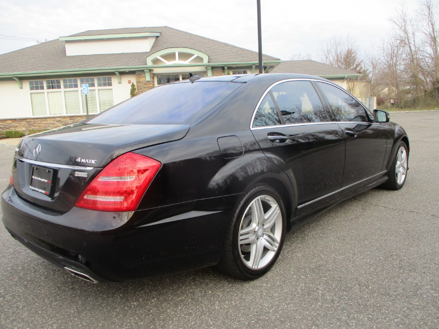 Used Mercedes-Benz S-Class 4dr Sdn S550 4MATIC 2013 | South Shore Auto Brokers & Sales. Massapequa, New York