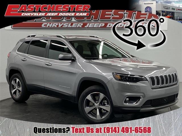 New 2021 Jeep Cherokee in Bronx, New York | Eastchester Motor Cars. Bronx, New York