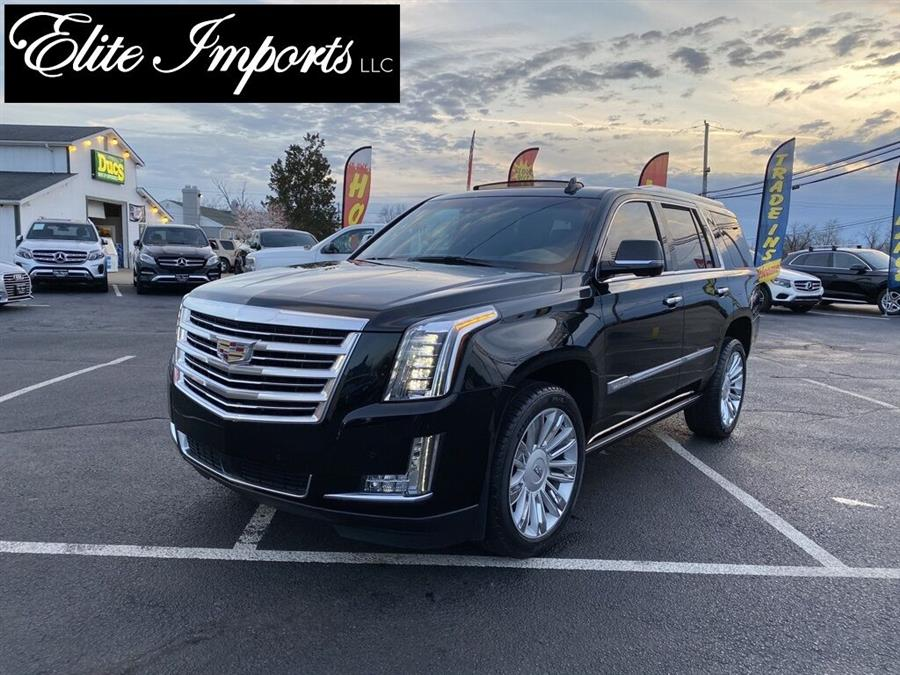 Used Cadillac Escalade Platinum Edition 2015 | Elite Imports LLC. West Chester, Ohio