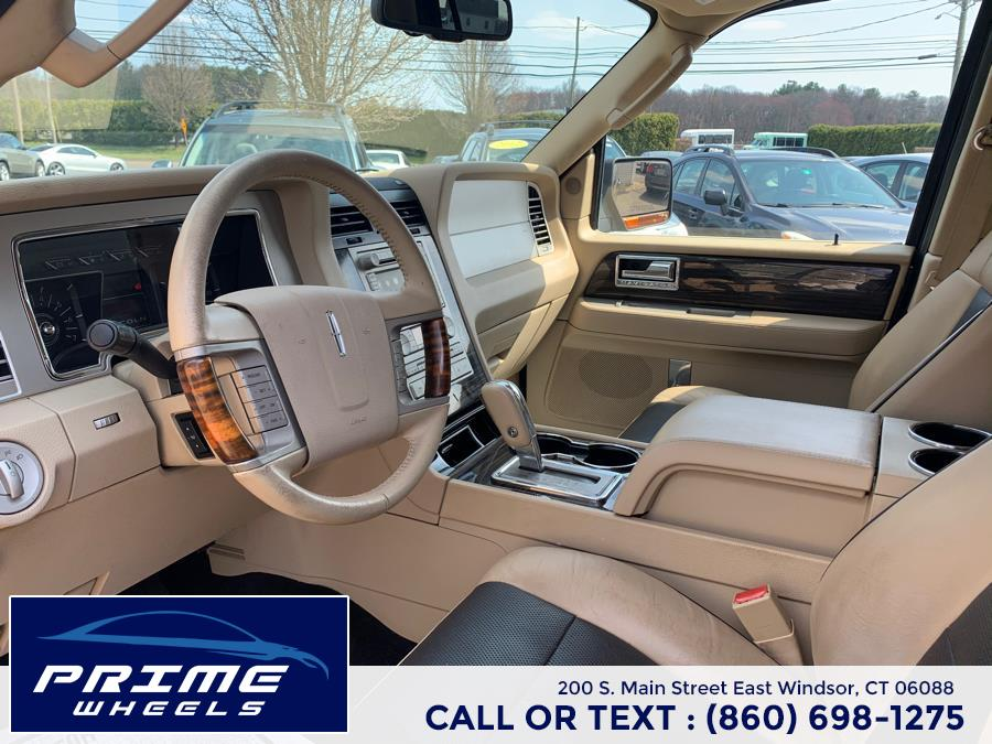 Used Lincoln Navigator 2WD 4dr 2008 | Prime Wheels. East Windsor, Connecticut
