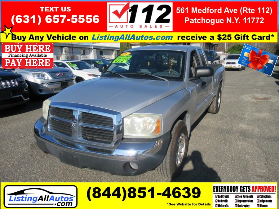 Used 2005 Dodge Dakota in Patchogue, New York | www.ListingAllAutos.com. Patchogue, New York