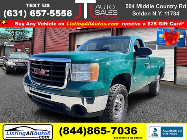 Used 2008 GMC Sierra 2500hd in Patchogue, New York | www.ListingAllAutos.com. Patchogue, New York