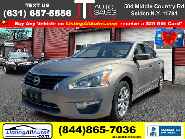Used 2013 Nissan Altima in Patchogue, New York | www.ListingAllAutos.com. Patchogue, New York