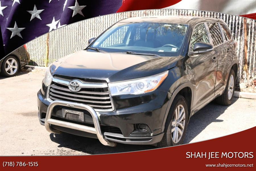 Used 2015 Toyota Highlander in Woodside, New York | SJ Motors. Woodside, New York