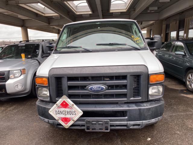 Used 2010 Ford Econoline Cargo Van in Brooklyn, New York | Atlantic Used Car Sales. Brooklyn, New York