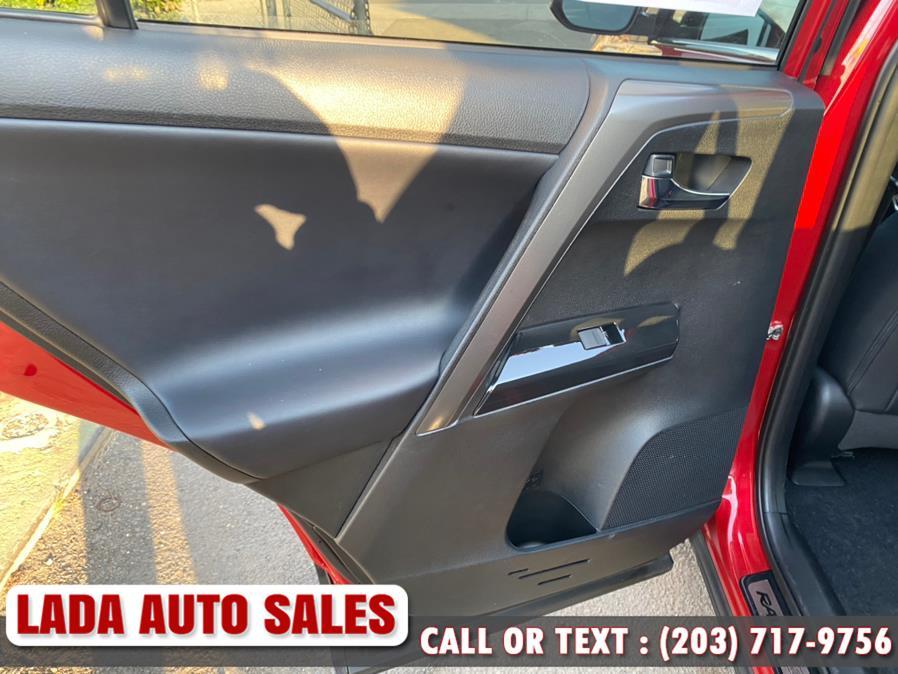Used Toyota RAV4 SE AWD (Natl) 2017 | Lada Auto Sales. Bridgeport, Connecticut