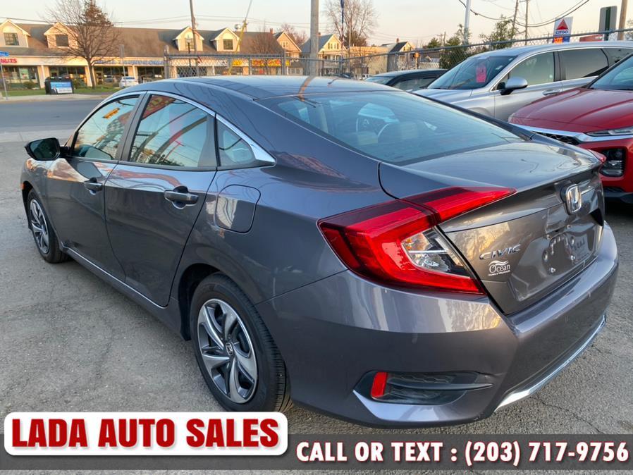 Used Honda Civic Sedan LX CVT 2020 | Lada Auto Sales. Bridgeport, Connecticut