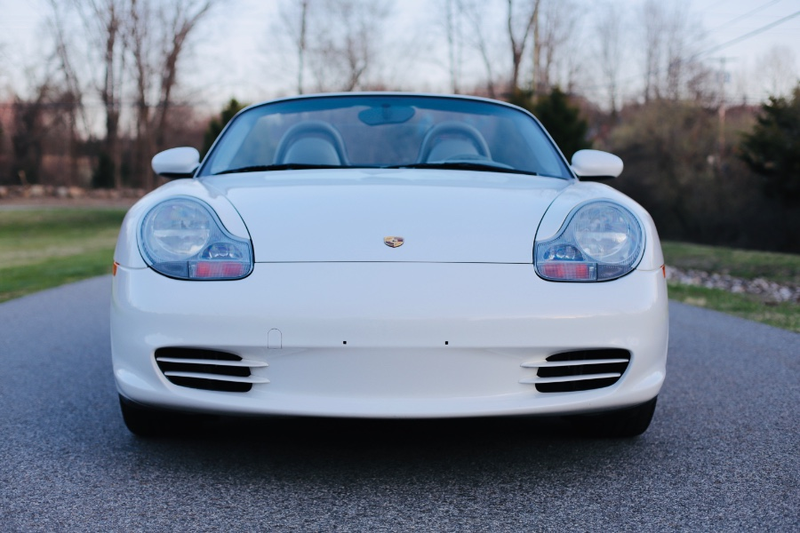 Used Porsche Boxster 2dr Roadster 5-Spd Manual 2003 | Meccanic Shop North Inc. North Salem, New York