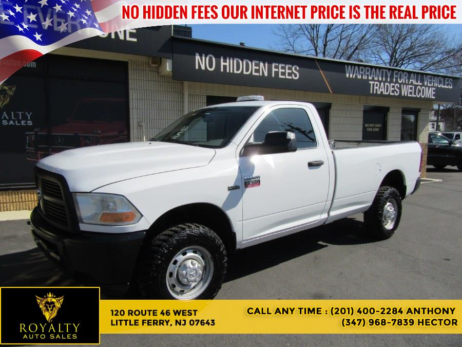 Used 2012 Ram 2500 in Little Ferry, New Jersey | Royalty Auto Sales. Little Ferry, New Jersey