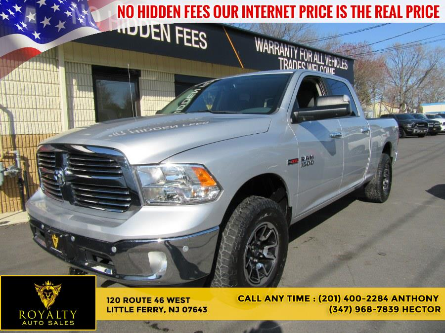 Used 2017 Ram 1500 in Little Ferry, New Jersey | Royalty Auto Sales. Little Ferry, New Jersey