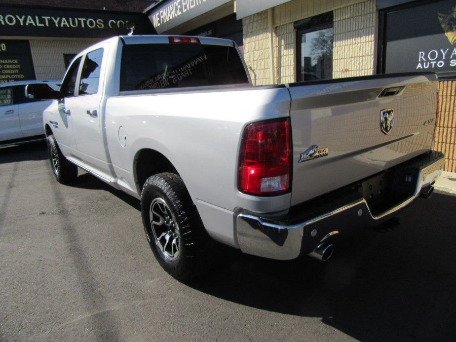 """Used Ram 1500 Big Horn 4x4 Crew Cab 6''4"""" Box 2017 