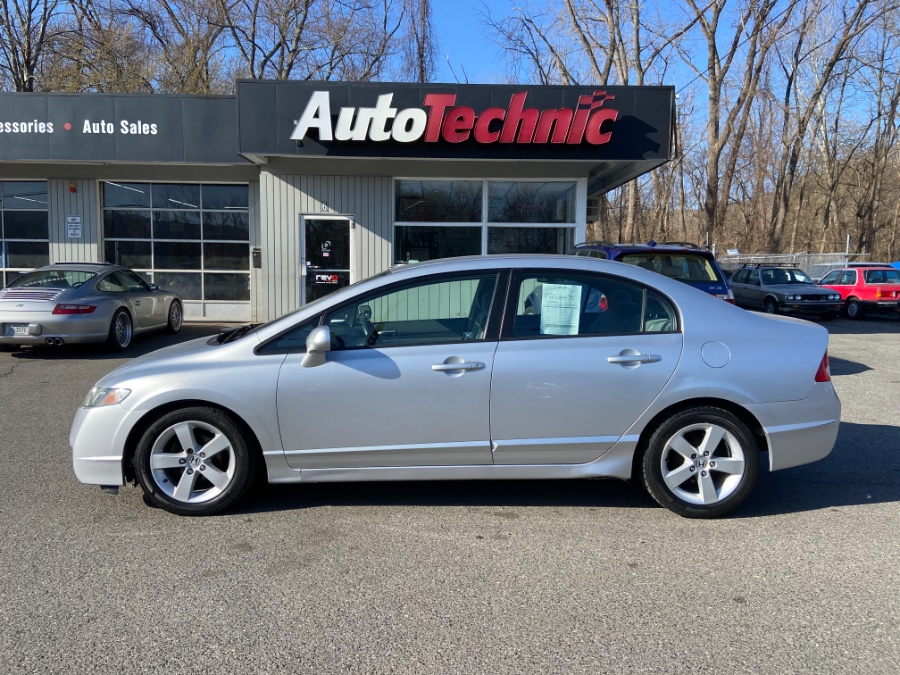 Used 2010 Honda Civic Sdn in New Milford, Connecticut