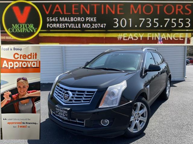 Used 2013 Cadillac Srx in Forestville, Maryland | Valentine Motor Company. Forestville, Maryland