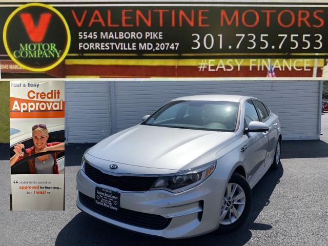 Used 2018 Kia Optima in Forestville, Maryland | Valentine Motor Company. Forestville, Maryland