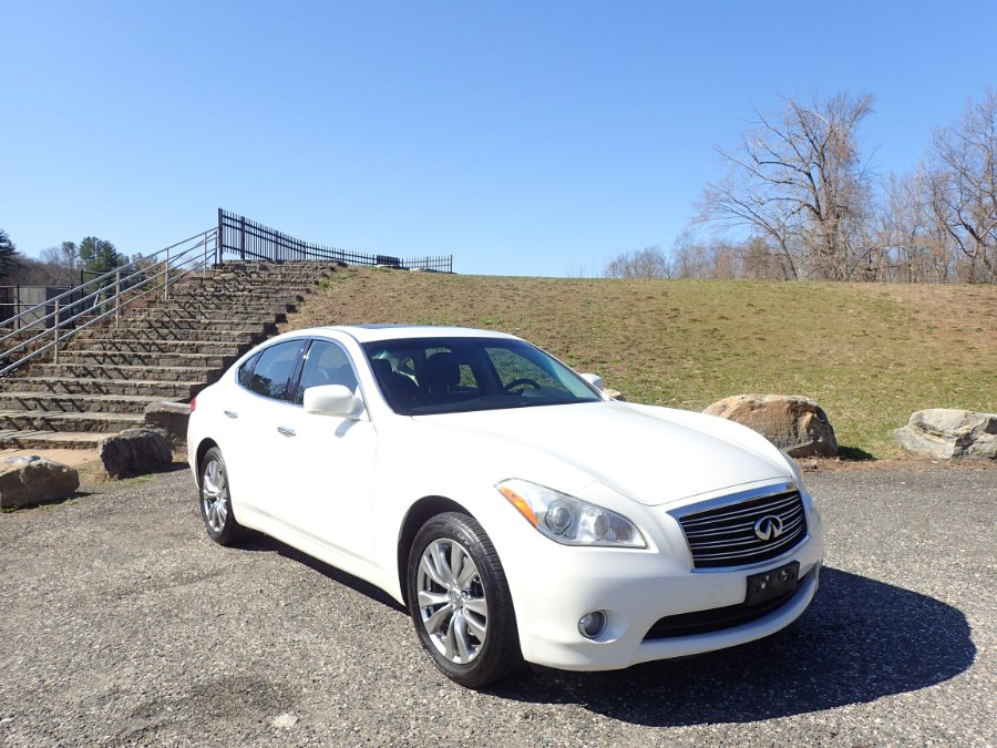 Used Infiniti M37X 4dr Sdn AWD 2013 | Eagleville Motors. Storrs, Connecticut