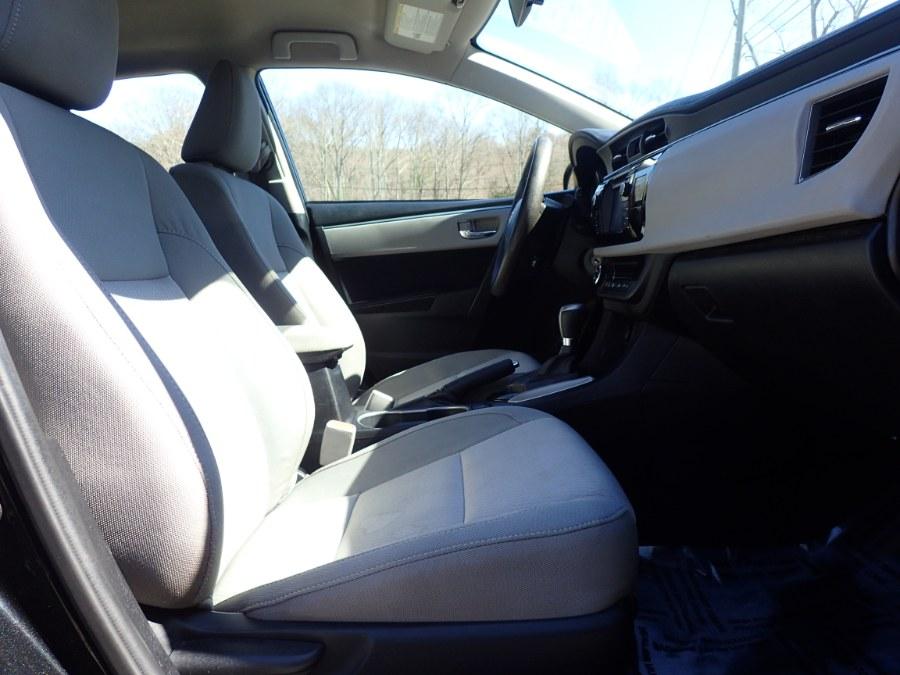 Used Toyota Corolla 4dr Sdn CVT LE (Natl) 2014   Eagleville Motors. Storrs, Connecticut