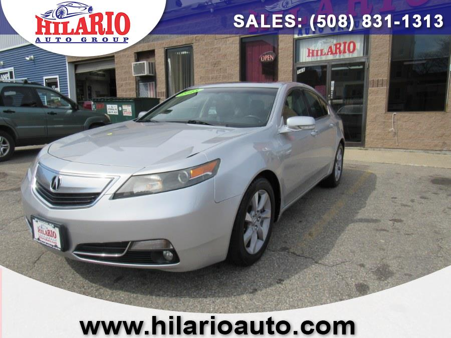 Used 2013 Acura TL in Worcester, Massachusetts | Hilario's Auto Sales Inc.. Worcester, Massachusetts