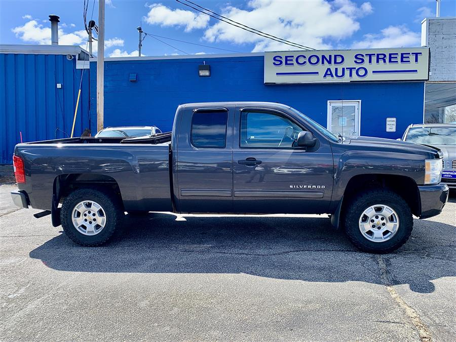 Used 2011 Chevrolet Silverado 1500 in Manchester, New Hampshire | Second Street Auto Sales Inc. Manchester, New Hampshire