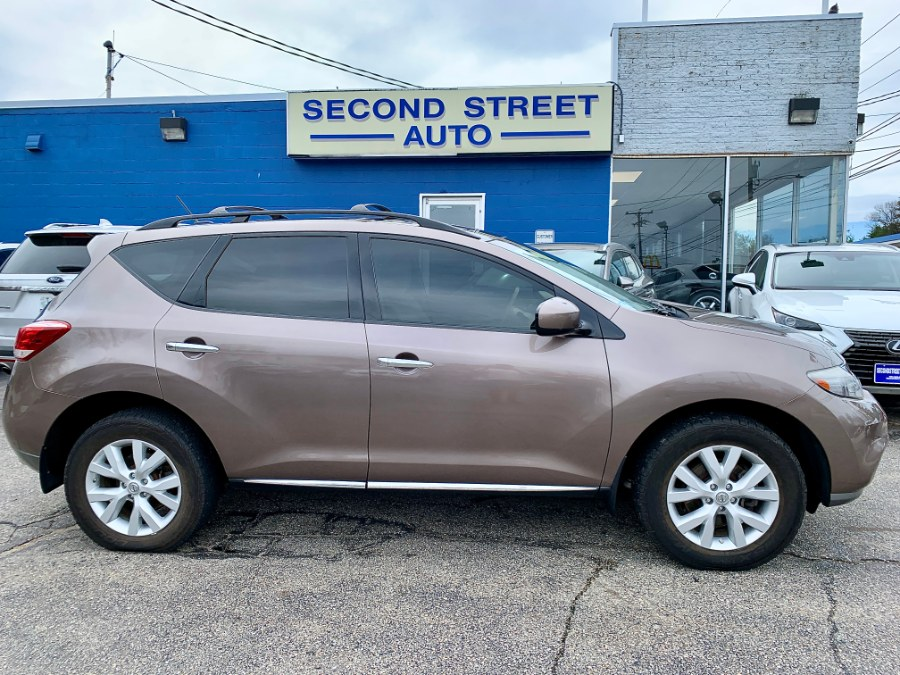 Used Nissan Murano SV 2012 | Second Street Auto Sales Inc. Manchester, New Hampshire