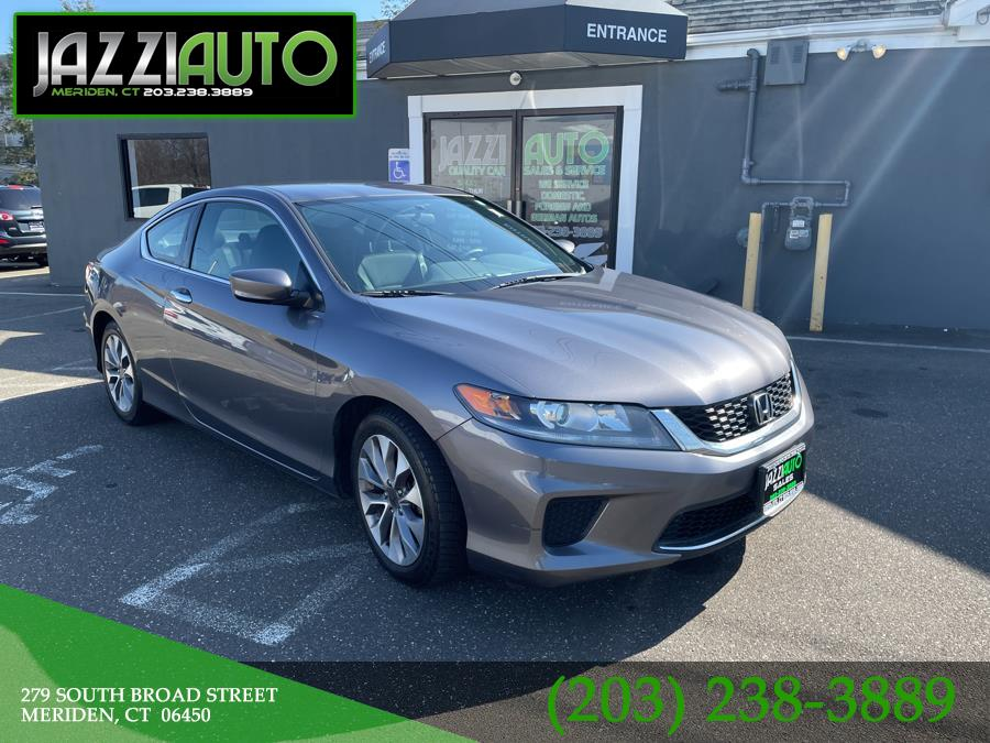 Used Honda Accord Coupe 2dr I4 CVT LX-S 2014 | Jazzi Auto Sales LLC. Meriden, Connecticut