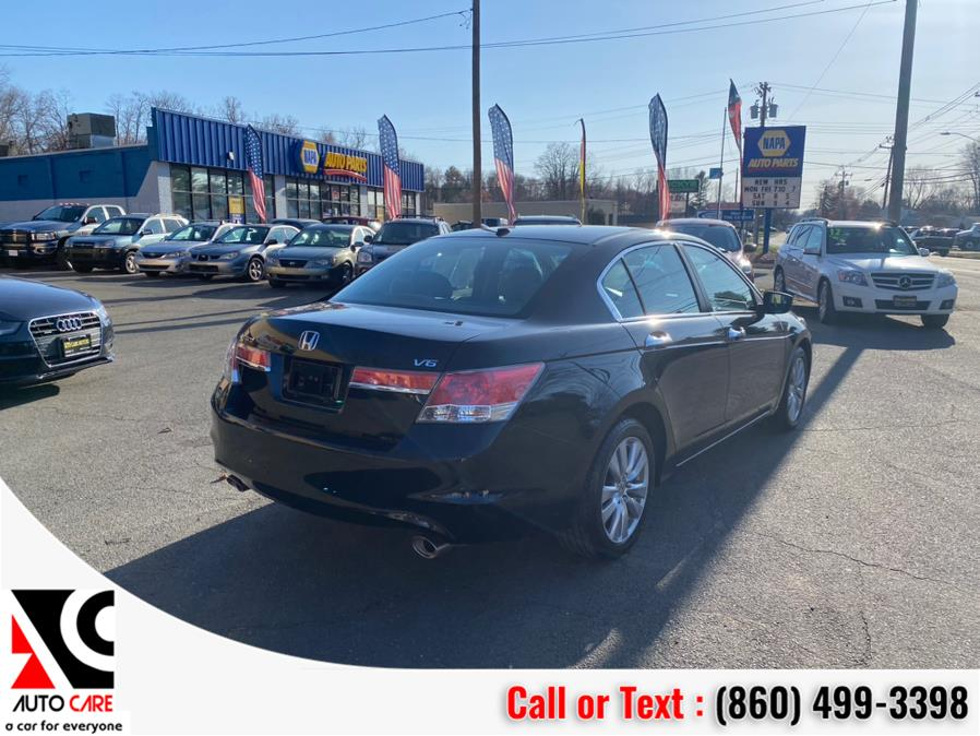 Used Honda Accord Sdn 4dr V6 Auto EX-L 2011 | Auto Care Motors. Vernon , Connecticut