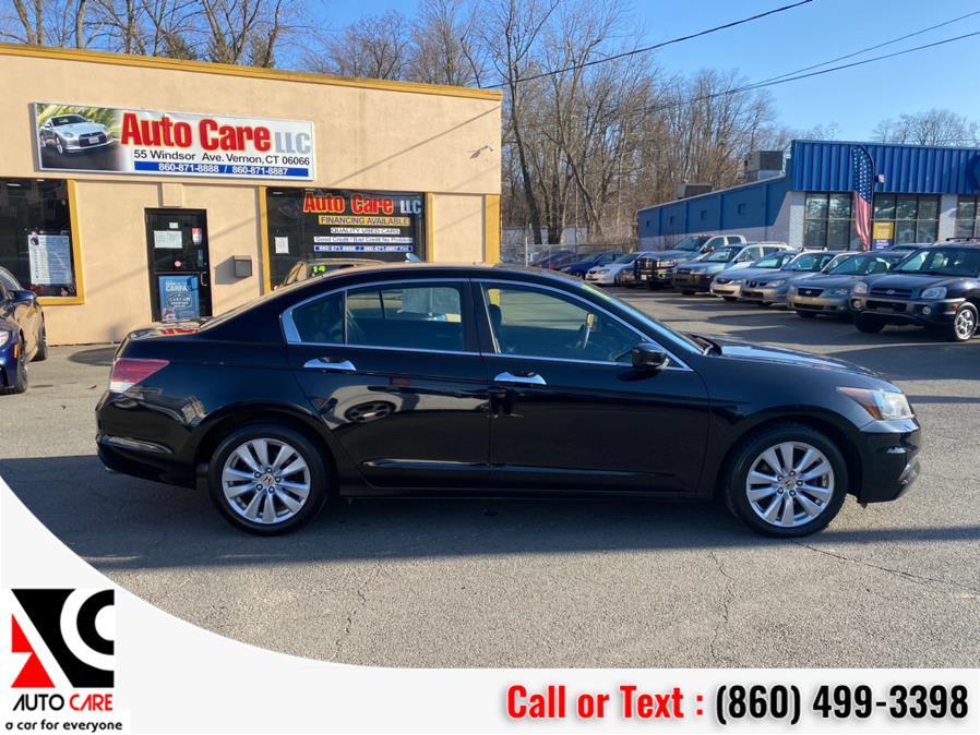 Used Honda Accord Sdn 4dr V6 Auto EX-L 2011   Auto Care Motors. Vernon , Connecticut