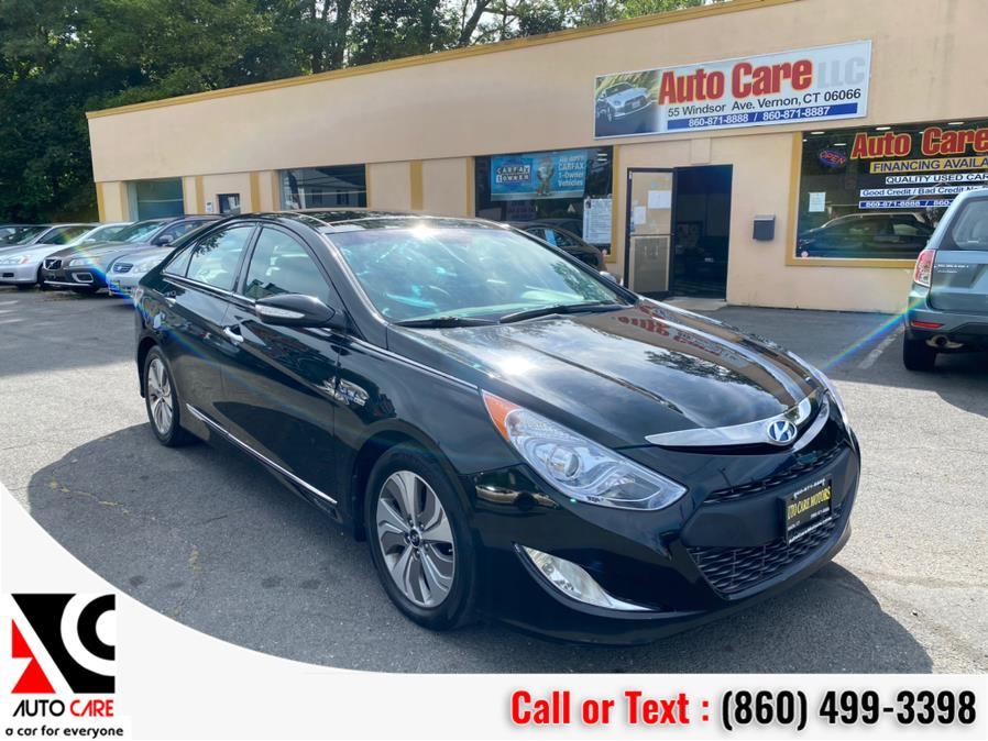 Used 2015 Hyundai Sonata Hybrid in Vernon , Connecticut | Auto Care Motors. Vernon , Connecticut