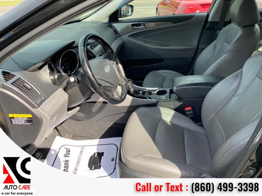 Used Hyundai Sonata Hybrid 4dr Sdn 2015 | Auto Care Motors. Vernon , Connecticut