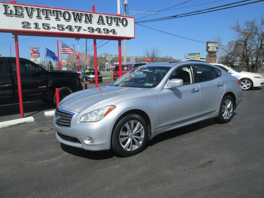 Used 2012 INFINITI M37 in Levittown, Pennsylvania | Levittown Auto. Levittown, Pennsylvania