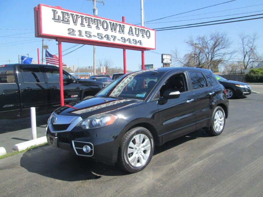 Used Acura RDX AWD 4dr Tech Pkg 2012 | Levittown Auto. Levittown, Pennsylvania