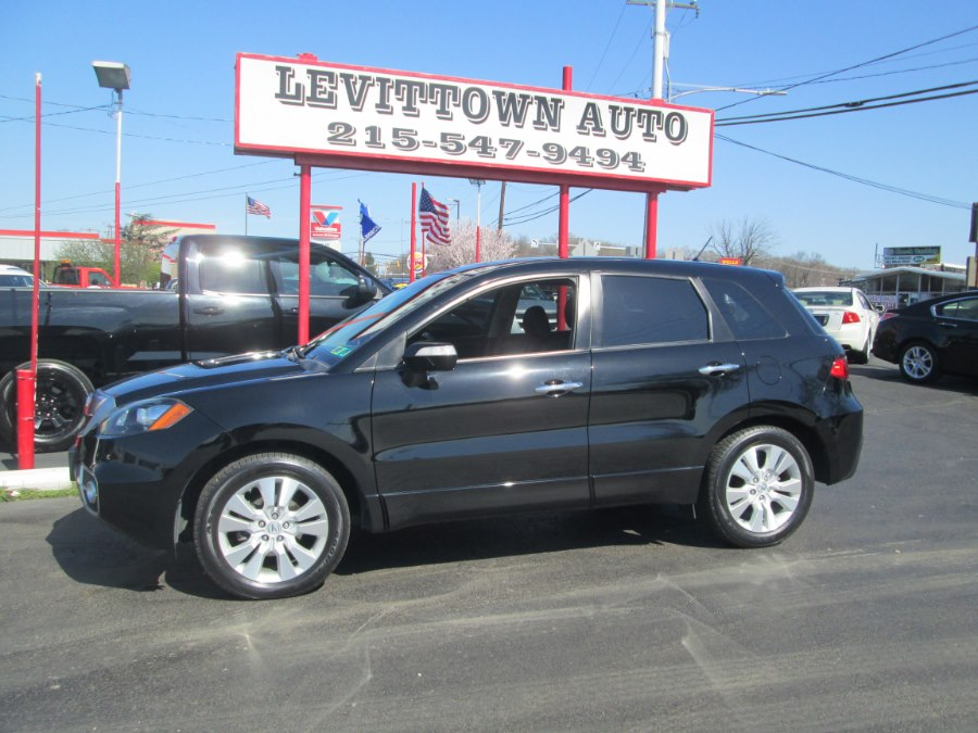 Used 2012 Acura RDX in Levittown, Pennsylvania | Levittown Auto. Levittown, Pennsylvania