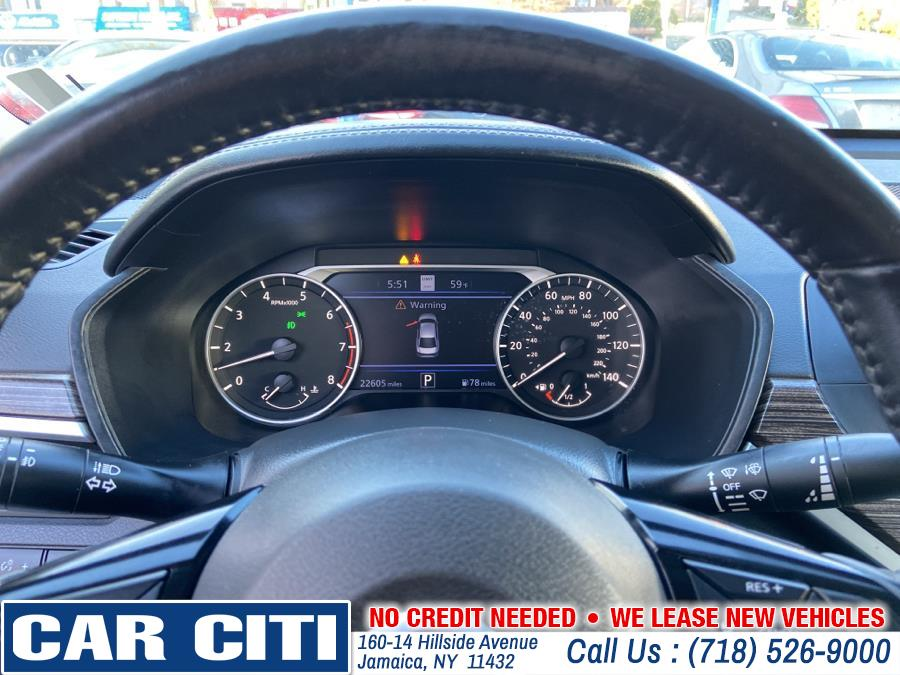 Used Nissan Altima 2.5 SL Sedan 2020 | Car Citi. Jamaica, New York