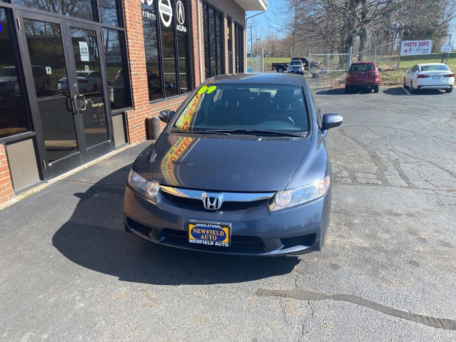 Used Honda Civic Hybrid 4dr Sdn 2009 | Newfield Auto Sales. Middletown, Connecticut