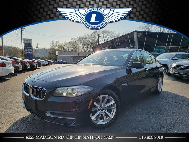 Used 2014 BMW 5 Series in Cincinnati, Ohio | Luxury Motor Car Company. Cincinnati, Ohio