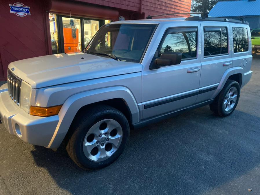 Used 2007 Jeep Commander in Hampton, Connecticut | VIP on 6 LLC. Hampton, Connecticut