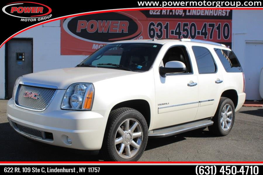 Used 2012 GMC Yukon in Lindenhurst , New York | Power Motor Group. Lindenhurst , New York