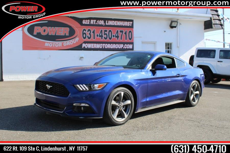 Used 2015 Ford Mustang in Lindenhurst , New York | Power Motor Group. Lindenhurst , New York