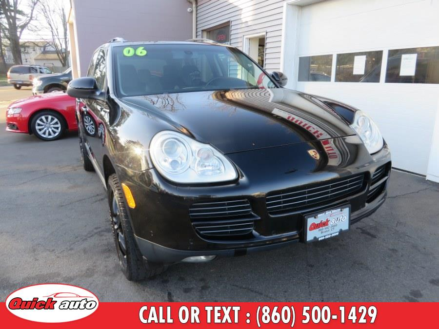 Used 2006 Porsche Cayenne in Bristol, Connecticut | Quick Auto LLC. Bristol, Connecticut