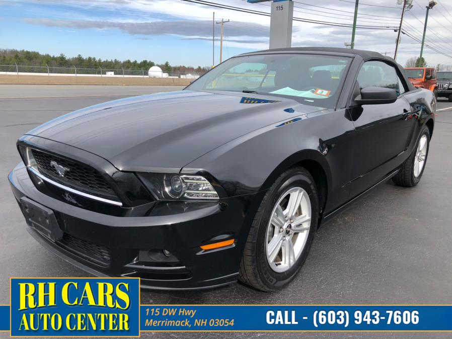 Used 2014 Ford Mustang in Merrimack, New Hampshire | RH Cars LLC. Merrimack, New Hampshire