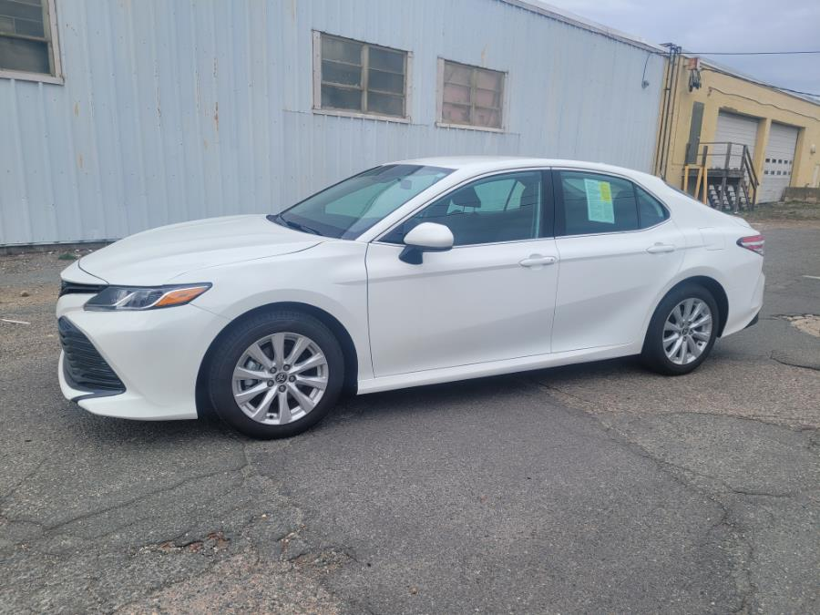 Used Toyota Camry LE Auto (Natl) 2020 | Capital Lease and Finance. Brockton, Massachusetts