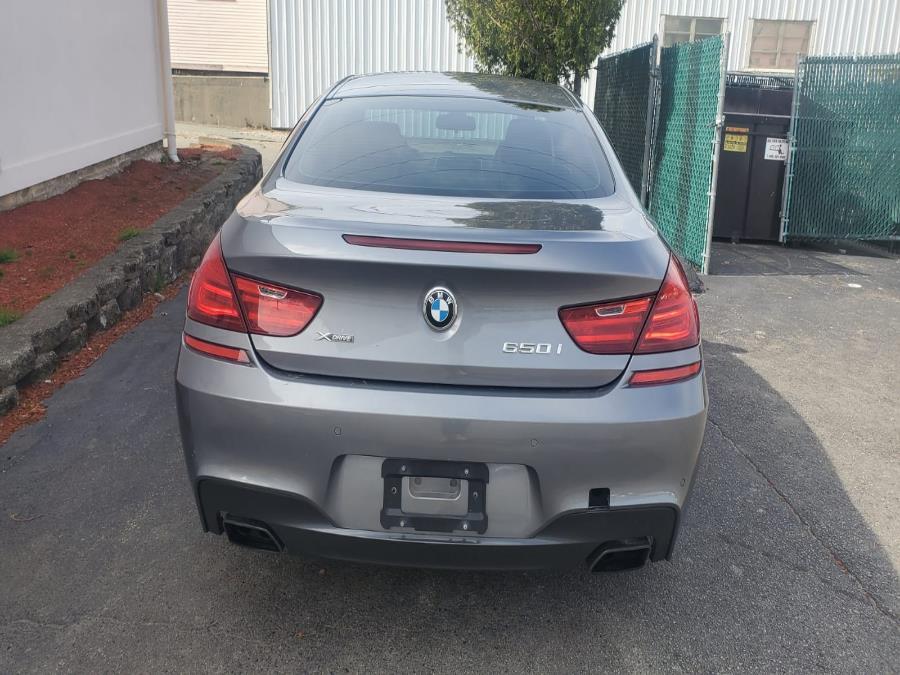 Used BMW 6 Series 2dr Cpe 650i xDrive AWD 2014 | Capital Lease and Finance. Brockton, Massachusetts