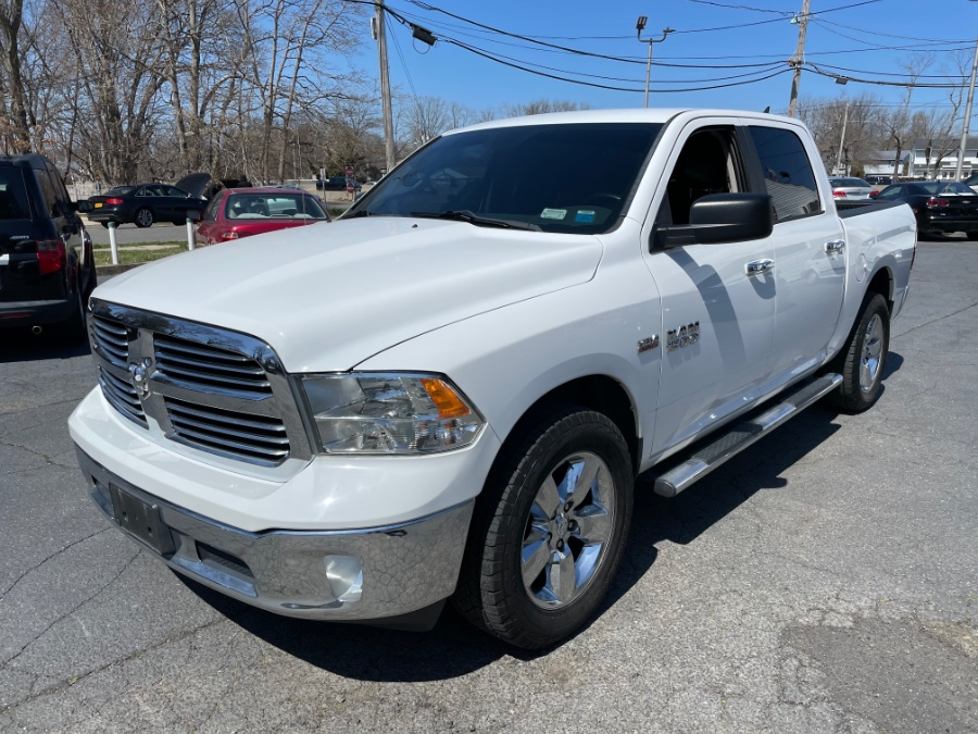 "Used Ram 1500 4WD Crew Cab 140.5"" Big Horn 2013 