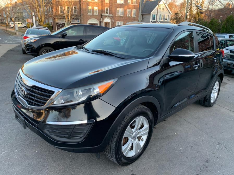 Used 2013 Kia Sportage in New Britain, Connecticut | Central Auto Sales & Service. New Britain, Connecticut
