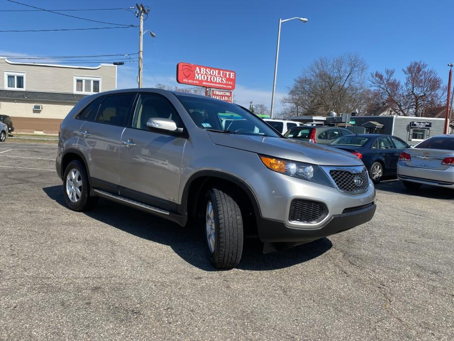 Used Kia Sorento AWD 4dr I4-GDI LX 2013 | Absolute Motors Inc. Springfield, Massachusetts