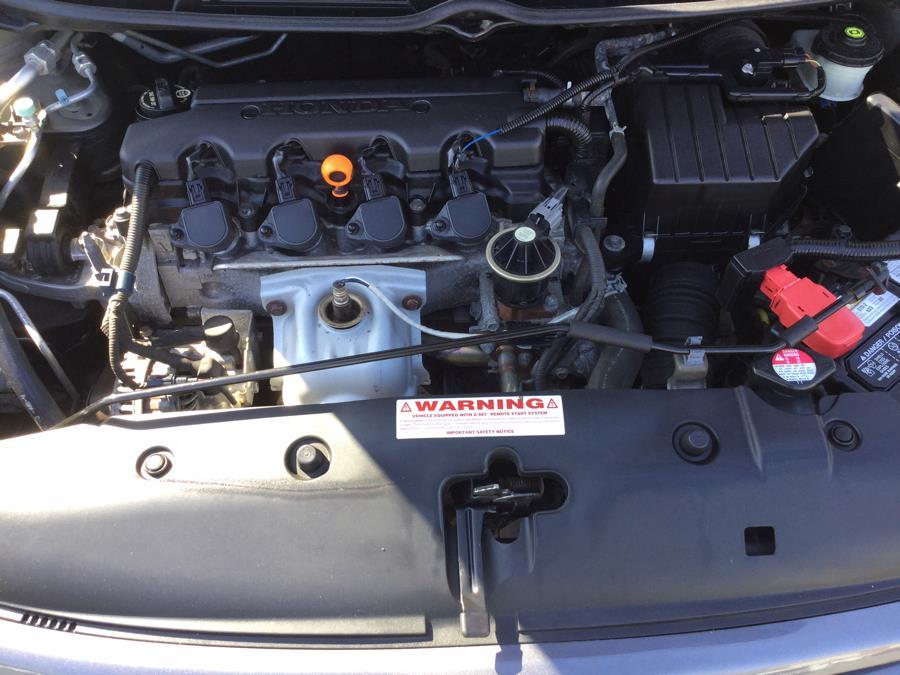 Used Honda Civic Cpe 2dr Auto EX 2008 | L&S Automotive LLC. Plantsville, Connecticut
