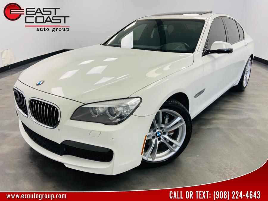 Used BMW 7 Series 4dr Sdn 740i RWD 2015 | East Coast Auto Group. Linden, New Jersey