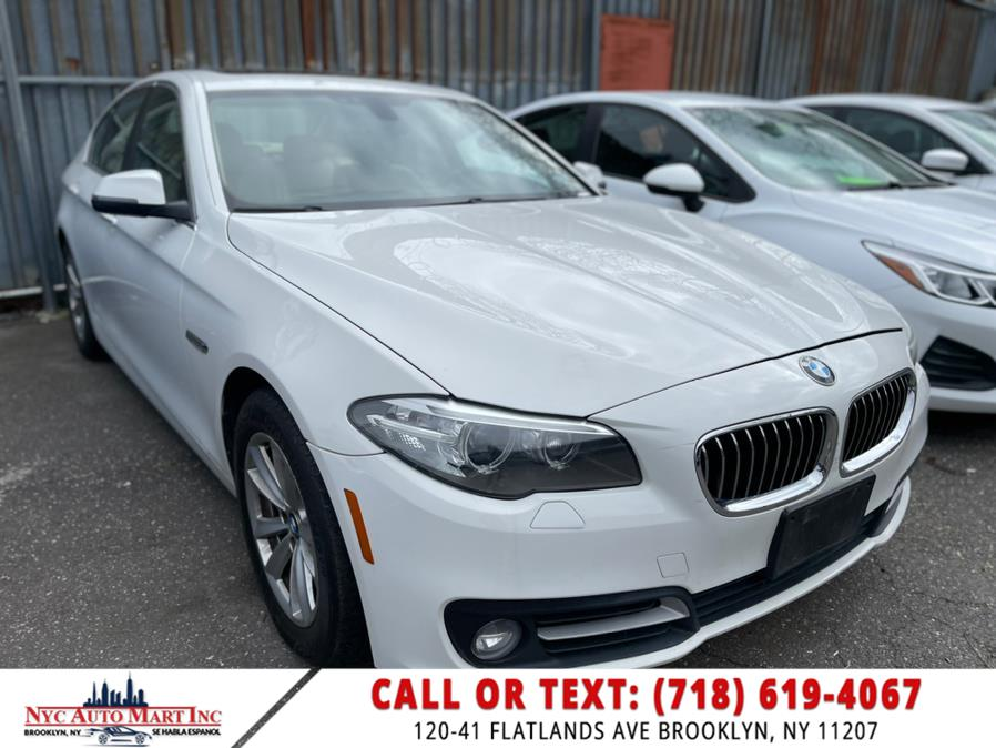 Used 2015 BMW 5 Series in Brooklyn, New York | NYC Automart Inc. Brooklyn, New York
